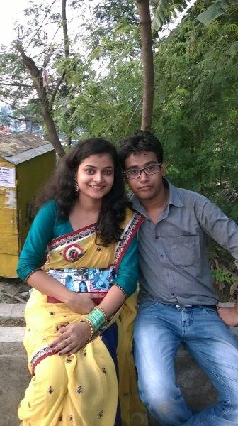 Neta Ji with Priyanka