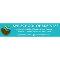 KPR School of Business (KPRSB) Coimbatore