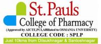 St. Paul'S College Of Management & It Ranga Reddy