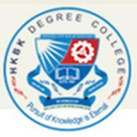 HKBK Degree College (HKBKDC) Bangalore