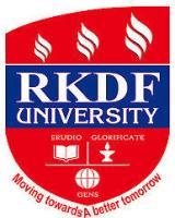 RKDF INSTITUTE OF PHARMACY SCIENCE (RKDFIPS) Bhopal