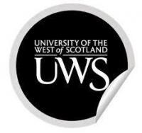 University of West of Scotland (UWS) Scotland
