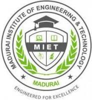 Madurai Institute of Engineering and Technology (MIET) Sivaganga