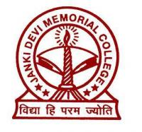 Janki Devi Memorial College (JDMC) New Delhi
