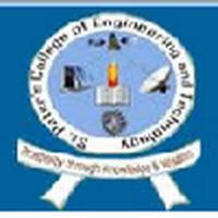 St Peter's College of Engineering and Technology (SPCET) Chennai