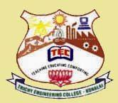 Trichy Engineering College (TEC) Tiruchirappalli