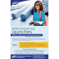 Nitte Institute Of Architecture (NIA) Mangalore