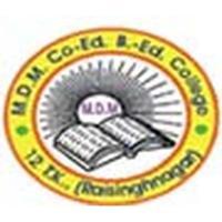 M.D.M. Co-Education B.Ed. College (MDMCBC) Sriganganagar