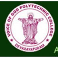 Voice of God Polytechnic College (VGPC) Namakkal