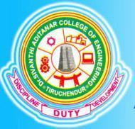 Dr Sivanthi Aditanar College Of Engineering (DSACOE) Tuticorin