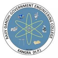 Rajiv Gandhi Government Engineering College (RGGEC KANGRA) Kangra