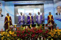 FOUNDATION DAY LECTURE HELD AT XIMB