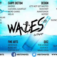 Waves'19 - 1st to 3rd November!