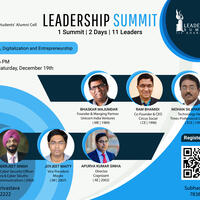 Leadership Summit 2020 - Day 2